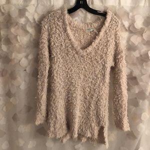 UO Loose Threaded Sweater